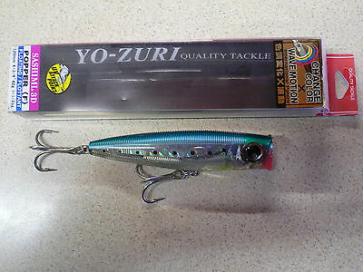 Yo Zuri Sashimi Popper (SARDINE) 120mm 42grams