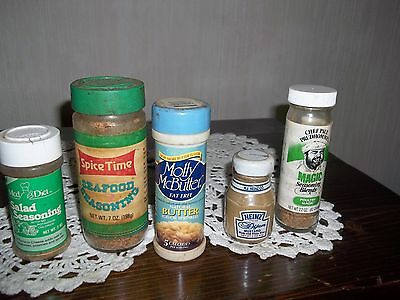 5 Vintage Spices And Seasonings Some Unfamiliar