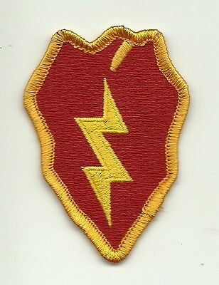 U.S. Army 25th Infantry Division PATCH h