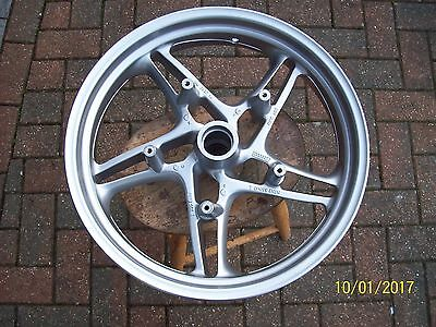 BMW R1100S  5 spoke  ABS 3.50 x 17  Front wheel - R1100s and K models