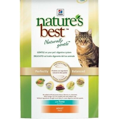 HILL S nature's best feline adult mangime secco gusto tonno kg.2