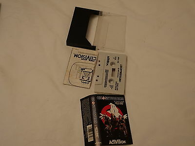 Sunday Flood Of Quality ZX Spectrum Software:- Activision Ghostbuster + Inst.