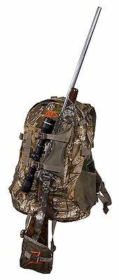 Hunting Backpack Bow Archery Rifle Hiking Camping Tactical Realtree Camo Bag Pro