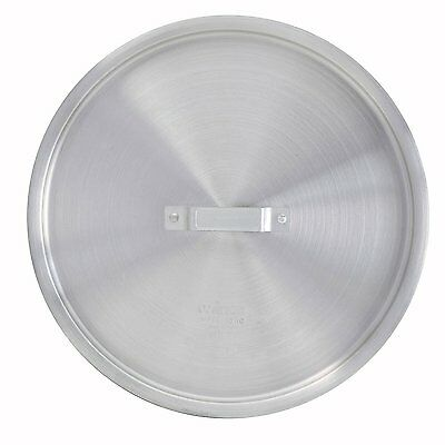 Winco 2.0mm Aluminum Cover for Stock Pot, 120-Quart