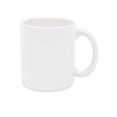 Overstock Sale! 11 oz Grade A Sublimation Ceramic Mugs - 36/case (21108-1)