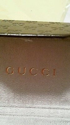 leather gucci  case