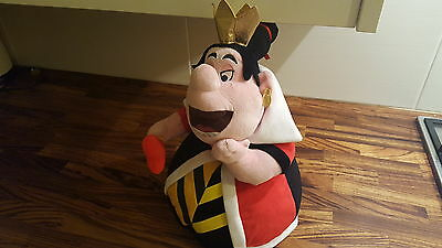 Disney queen of hearts plush toy