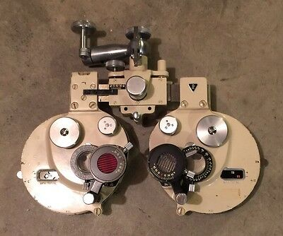 Bausch & Lomb Optical Co. Phoropter