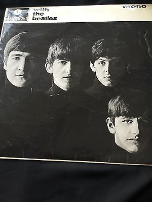 78 LP With the Beatles