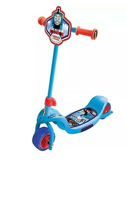 THOMAS THE TANK ENGINE & FRIENDS- MY FIRST INLINE CHILD SCOOTER - Mint Condition