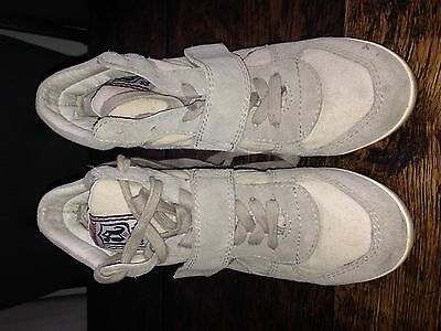 ASH Women's Wedge Trainers Size 4