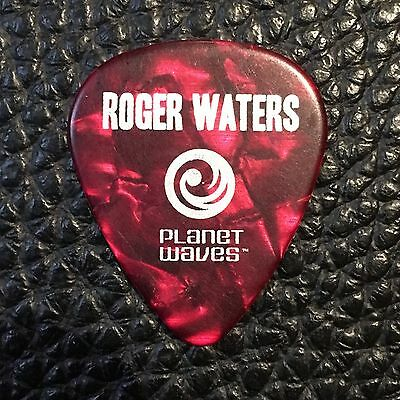 Pink Floyd - Roger Waters - The Wall - Real Tour Guitar Pick