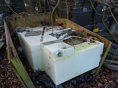 Diesel fuel tank oil petrol aircraft large additional capacity 150 gallons