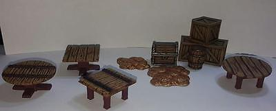 Dungeon Scenery Set for 28mm Wargaming