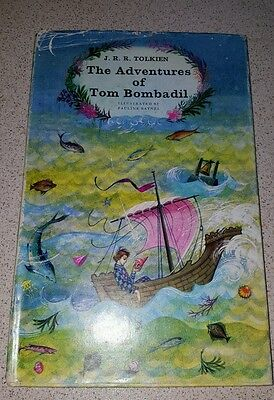 The Adventures Of Tom Bombadil(illus-Pauline Baynes) H/B 1975