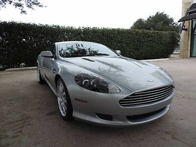 2006 Aston Martin DB9 Base Coupe 2-Door till has warranty!Well maintained it's entire life!