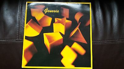 Genesis Music Album Vinyl 12 Inch Lp Mama Illegal Alien That's All Phil Collins