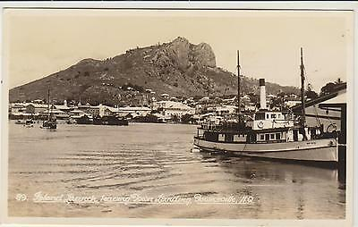 Island Launch Townsville Queensland Murray Real Photograph Postcard C1920/30