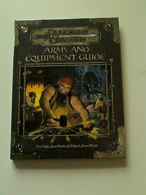 Dungeons & Dragons Arms and Equipment Guide