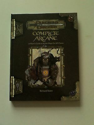 Dungeons & Dragons Complete Arcane 3.5