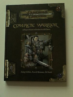 Dungeons & Dragons 3.5 Complete Warrior