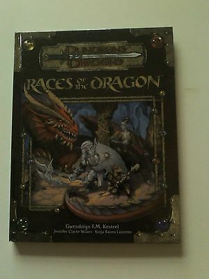 Dungeons & Dragons 3.5 Races of the Dragon
