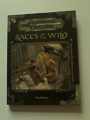 Dungeons & Dragons 3.5 Races of the Wild
