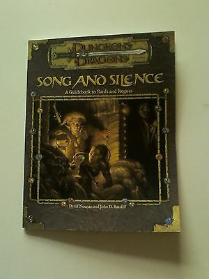 Dungeons & Dragons 3.0 Song and Silence
