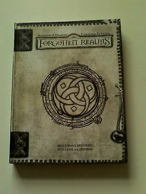 Dungeons & Dragons 3.5 Forgotten Realms Campaign Setting