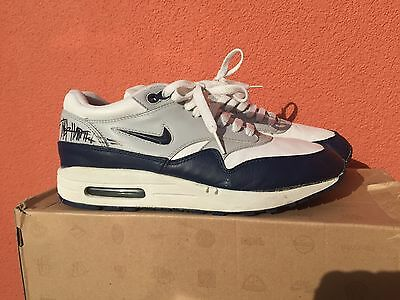 nike air max 1 sc jewels Amsterdam Patta parra 9
