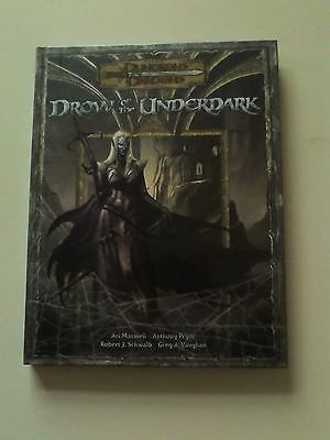 Dungeons & Dragons 3.5 Drow of the Underdark