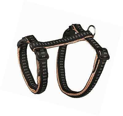 Trixie 4195 Cat Set of Harness and Lead Nylon