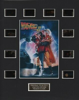* Back to the Future 2 35mm Film Cell Display *