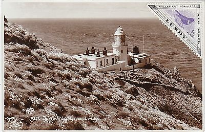 The North Lighthouse, LUNDY ISLAND, Devon RP