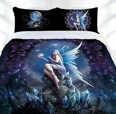 Anne Stokes Bedding Stargazer Double Bed Quilt Cover