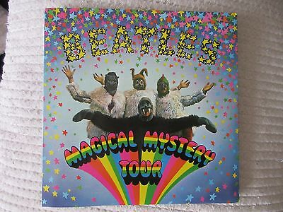 """The Beatles - Magical Mystery Tour EP 7"""" Stereo SMMT-1"""