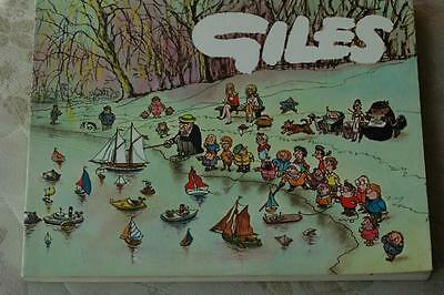 Giles Cartoon Series by Sunday/Daily Express Nineteenth 19th Annual Book Ed 1965
