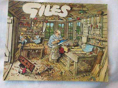 Giles Cartoon Annual1977 Thirty-first 31st Series Daily Express Sunday Express