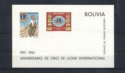 (935858) Agriculture, Lions International, Bolivia