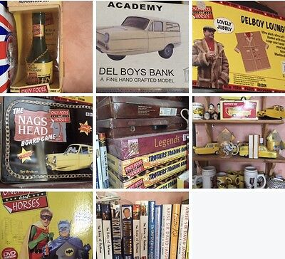 Signed only fools and horses