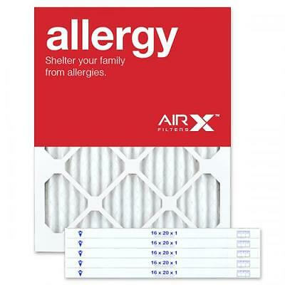 "16"" X 20"" X 1"" MERV 11 Pleated Filter- Allergy Reduction"