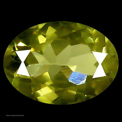 2.01Ct Incomparable Oval cut 9 x 7 100% Natural Rare Parrot Chrysoberyl