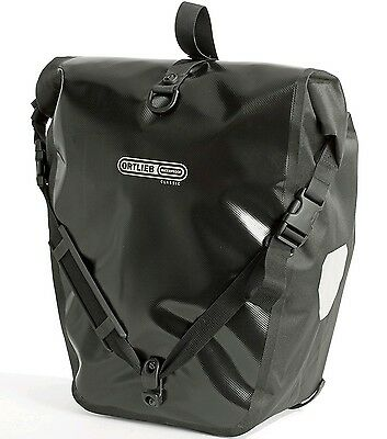 Ortlieb Back Roller Classic Panniers (Black)