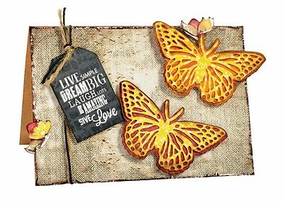 Kaisercraft Decorative Butterflies die - for use in most cutting systems