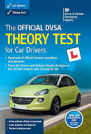 The Official Theory Test for Car Drivers DVSA 2016/17 - DVD - Brand New & Unused