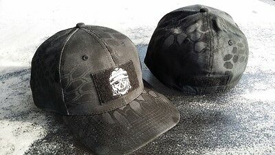 Typhon Fitted Airsoft Tactical Cap with Patch Panels