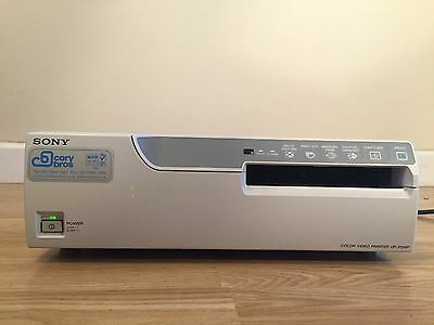 Sony Color Video Printer UP-2100P