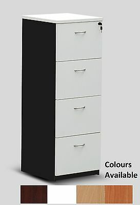Filing Cabinet 4 Drawer  Office Storage Office Furniture