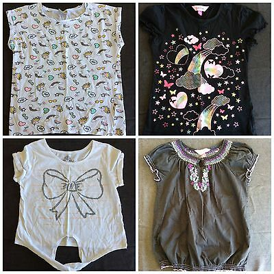 Mix 4 Girls Tops Size 12