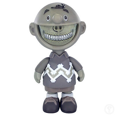 Ron English x Made by Monsters JPS Charlie Platinum Grin Mono Secret Edition